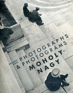 Graphic design inspiration   #1231 László Moholy-Nagy