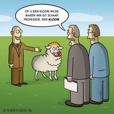 Agent Bruinsma op onderzoek. #cartoon - Evert Kwok