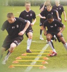 Participate in Soccer Training