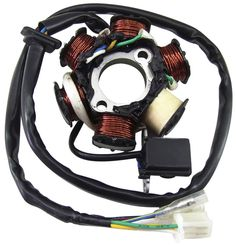 Replacement 6 coil, 5 wire stator assembly for by NCY.