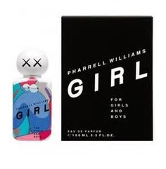 Looking for the latest fragarance from Pharrell Williams? Girl Eau de Parfum by Comme des Garcons is available at The Perfume Shoppe. Girl is a wood-based perfume with flirty notes.