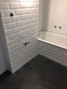 Metro Fliesen Bad