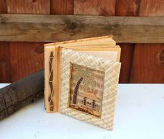 Reduced  Handcrafted Photo Album Book Memory by Chapter65 on Etsy
