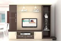 Modern TV wall units for living rooms - Wooden TV cabinets designs 2020 unit decor Top Of Tv Cupboard Design, Tv Cabinet Design Modern, Modern Tv Unit Designs, Living Room Tv Unit Designs, Living Room Wall Units, Tv Wall Unit Designs, Tv Stand Designs, Lcd Wall Design, Lcd Unit Design