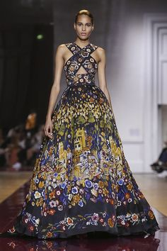 Zuhair Murad Haute Couture осень-зима 2016-2017