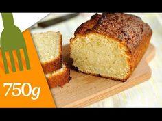 Recette cake au citron - 750 Grammes