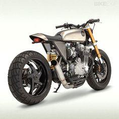 1992 Honda CB750 Nighthawk.