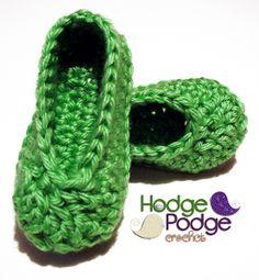 Basic Baby Shoes