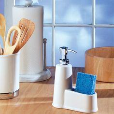 InterDesign York Soap and Sponge Caddy$12.65 Walmart