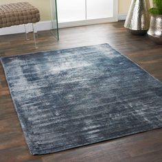 Luxurious Color Solid Rugs