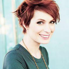 Die 45 Besten Bilder Von Ruby Red Haircolor Colorful Hair Und