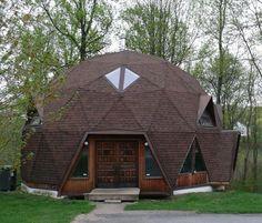 Geodesic home