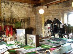 Chillingham Castle interior