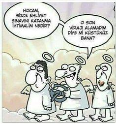 """679 Beğenme, 2 Yorum - Instagram'da karikatur&mizah&eğlence (@karikaturunyeri): """"#karikatur #karikatür #mizah #eglence #komik #tbt #gt"""""""