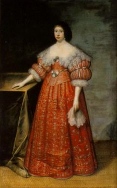 Portrait of an unknown woman wearing the informal English fashion of a brightly coloured bodice and petticoat without an overgown. Her bodice has deep tabs at the waist and virago sleeves, Costume history. 17th Century Clothing, 17th Century Fashion, English Fashion, European Fashion, Fashion Sites, Fashion History, Meme Book, Diy Clothes Refashion, Period Outfit