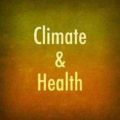 The World Health Organization explains how climate change may affect the spread of infectious diseases: http://www.who.int/globalchange/climate/summary/en/index5.html