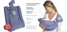 Conté - baby sling with spelt husk :: PRODUCT :: LA TERRA E L'ALBERO srl