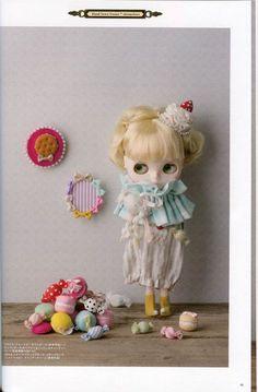 Dollybird vol 18 « Blythe Doll Press
