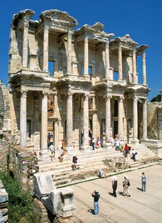 1000 Places - EPHESUS  TURKEY