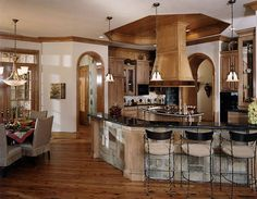 Kitchen - The Lodge by Alvarez Homes