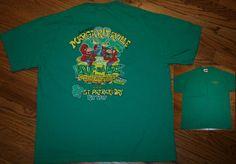 Jimmy Buffett Margaritaville T-Shirt 2006 St. Patrick's Day Key West Florida XL #Margaritaville #GraphicTee
