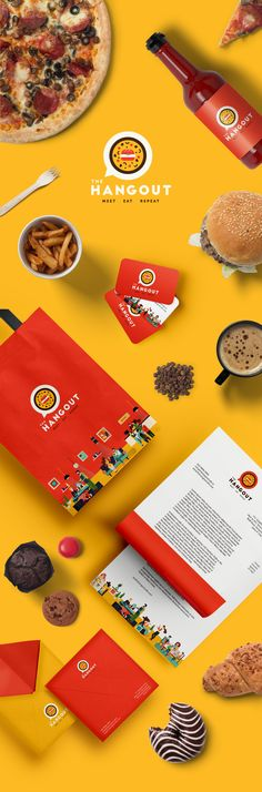 "Check out this @Behance project: ""The Hangout Cafe"" https://www.behance.net/gallery/41448919/The-Hangout-Cafe"