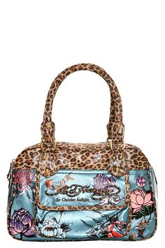 Ed Hardy. Wild Flower Handbag. I really like this bag! It would be bc713d3607db7
