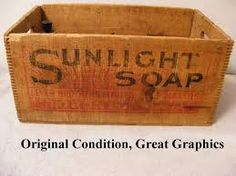 Image result for old soap boxes