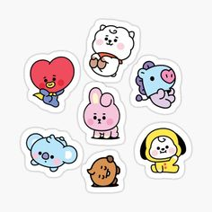 Stickers Cool, Stickers Kawaii, Preppy Stickers, Tumblr Stickers, Anime Stickers, Printable Stickers, Journal Stickers, Scrapbook Stickers, Planner Stickers