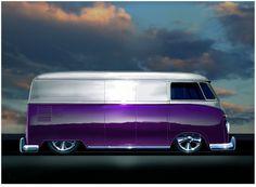 ❀ VW Van Custom ❀