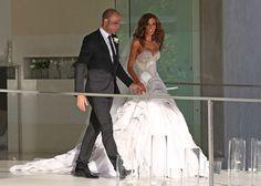 Chris Judd & Rebecca Twigley Wed In Melbourne