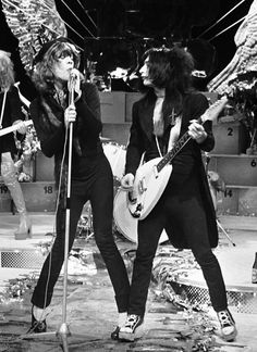 David Johansen & Johnny Thunders...1973.....
