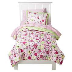 Circo® Ladybug Bedding Set  Love this, too. Compare to the bird comforter set.
