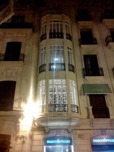 En las calles de Palma