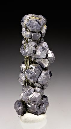 + Galena with Pyrite