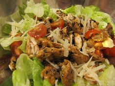 Cesar salad. So yummy ! join:  http://fitmaminka.blogspot.com