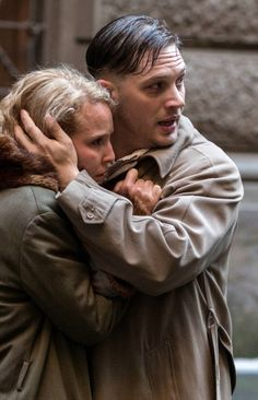 Tom Hardy & Noomi Rapace - Child 44