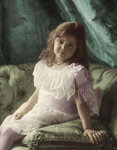 Grand Duchess Maria Nikolaevna in 1904 by Maydy.deviantart.com on @DeviantArt