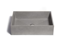 concrete wash basin URBI et ORBI design 2013