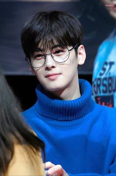 Yah his glasses. Cha Eun Woo, Korean Star, Korean Men, Astro Wallpaper, Wallpaper Lockscreen, Handsome Korean Actors, Cha Eunwoo Astro, Kim So Eun, Lee Dong Min