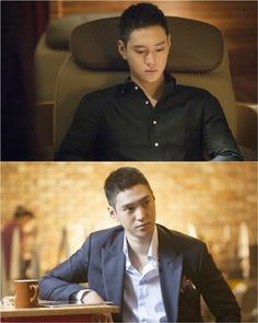 Go Kyung-pyo is becoming a gentleman. Go Kyung-pyo takes on the role of a generation plutocrat named Ko Jeong-won who runs an imported luxury goods shop in the new SBS drama 'Incarnation of Jealousy'. Korean Celebrities, Korean Actors, Korean Dramas, Korean Star, Korean Men, Jealousy Incarnate, Go Kyung Pyo, Cho Jung Seok, Oppa Gangnam Style