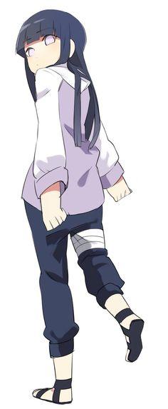Hinata Hyūga (日向ヒナタ, Hyūga Hinata) is a major supporting character of the series. She is a chūnin-level kunoichi of Konohagakure's Hyūga clan and a member of Team Kurenai.