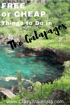 Free things to do in the Galapagos