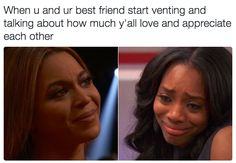 Sometimes you get a little overwhelmed by how much you love them.   19 Things You Know If Your Best Friend Is Actually Your Soulmate