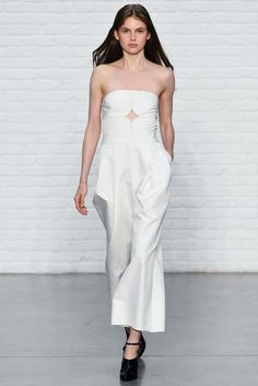 Yigal Azrouël Spring 2015 Ready-to-Wear - Collection