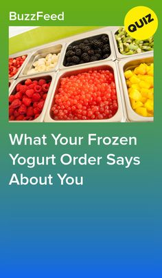 What Your Frozen Yogurt Order Says About You I got Creative Genius! Quizzes Food, Quizzes Funny, Random Quizzes, Funny Videos, Buzzfeed Personality Quiz, Fun Personality Quizzes, Disney Channel Quizzes, Best Buzzfeed Quizzes, Fun Quizzes To Take