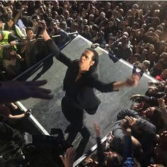 The Bad Seed, Nick Cave, Tours, In This Moment, Concert, Instagram, Latin America, Image, Saint Nick