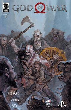 God of War Chapter 2 - Page 1 Geeks, God Of War Series, Kratos God Of War, Freya, Culture Art, 4 Wallpaper, Vegvisir, Game Concept Art, Thors Hammer