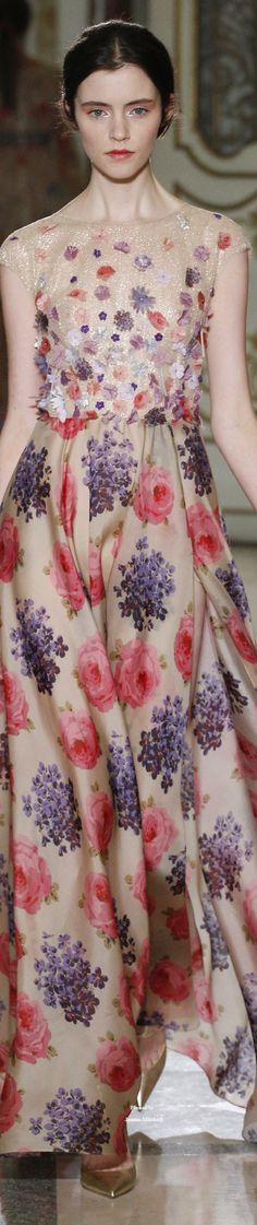 Luisa Beccaria Collection Spring 2016 Ready-to-Wear