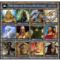 Slavic Gods…